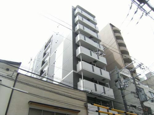 松屋町 徒歩2分 5階 1K 賃貸マンション
