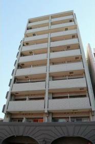 京橋 徒歩4分 8階 1K 賃貸マンション