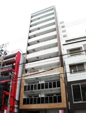 心斎橋 徒歩5分 5階 1LDK 賃貸マンション