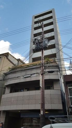 本町 徒歩13分 10階 1K 賃貸マンション