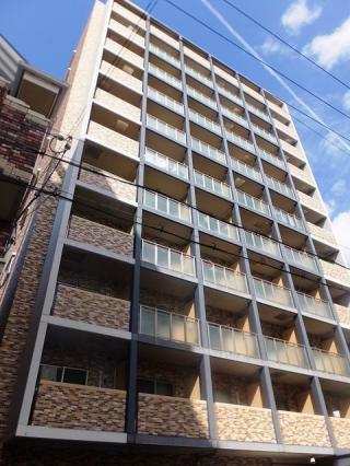 野田阪神 徒歩11分 7階 1K 賃貸マンション