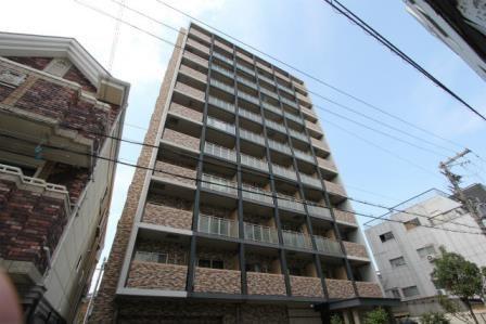 野田阪神 徒歩11分 5階 1K 賃貸マンション