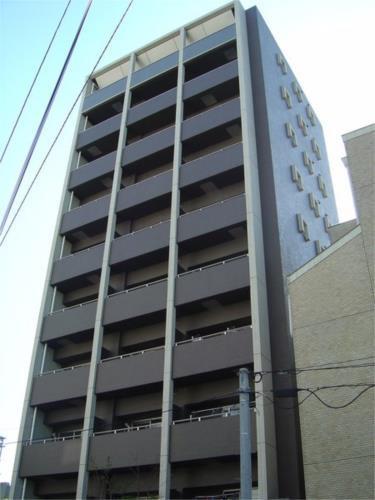 谷町九丁目 徒歩10分 2階 1K 賃貸マンション
