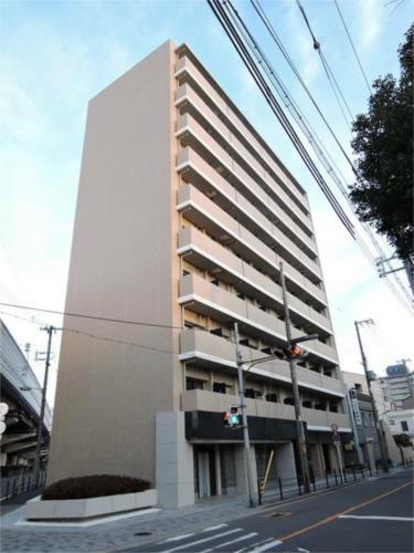 野田阪神 徒歩14分 7階 1K 賃貸マンション