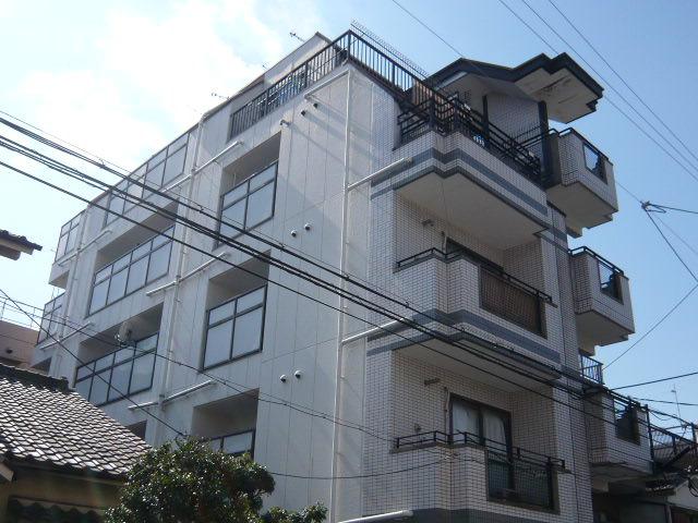 深江橋 徒歩5分 2階 1K 賃貸マンション