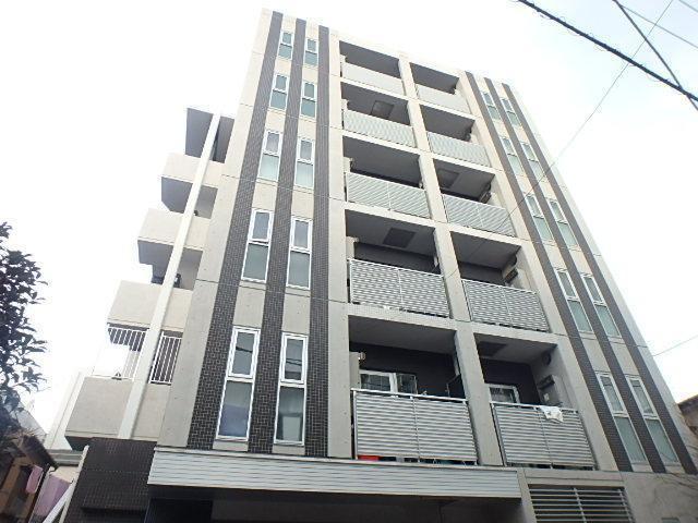 後楽園 徒歩12分 4階 1K 賃貸マンション