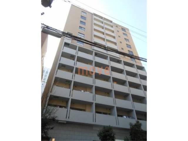 大阪上本町 徒歩7分 3階 1R 賃貸マンション