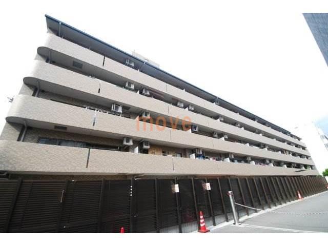 大阪城公園 徒歩16分 4階 2LDK 賃貸マンション