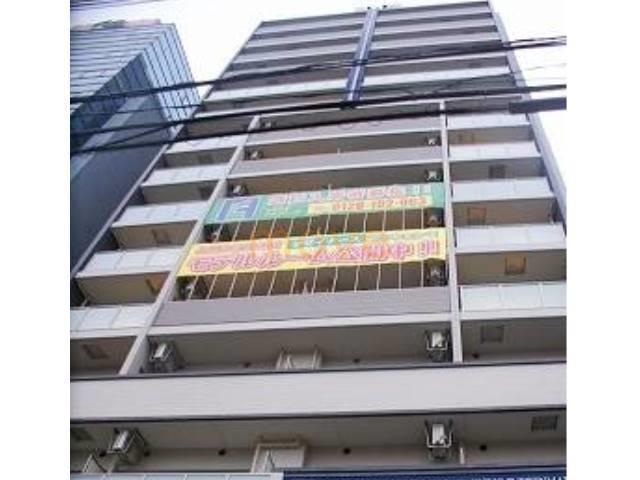 梅田 徒歩10分 5階 1R 賃貸マンション