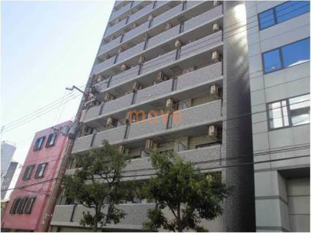 福島 徒歩3分 5階 1R 賃貸マンション