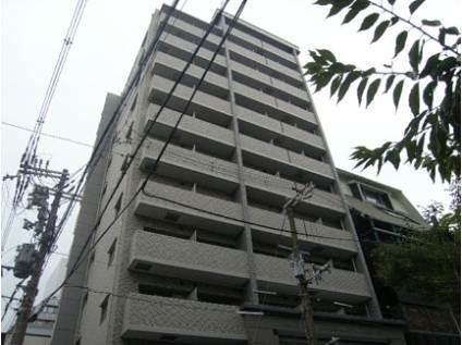 大阪城北詰 徒歩9分 9階 1R 賃貸マンション