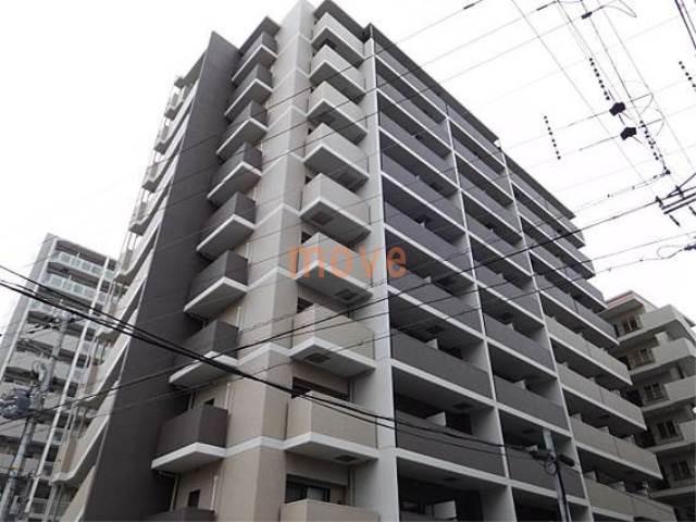 京橋 徒歩10分 7階 1R 賃貸マンション