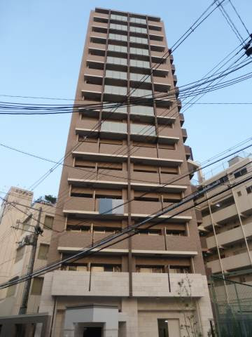 大阪城北詰 徒歩4分 10階 1R 賃貸マンション
