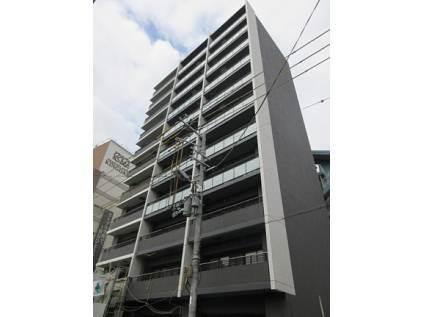 大阪城北詰 徒歩10分 6階 1R 賃貸マンション