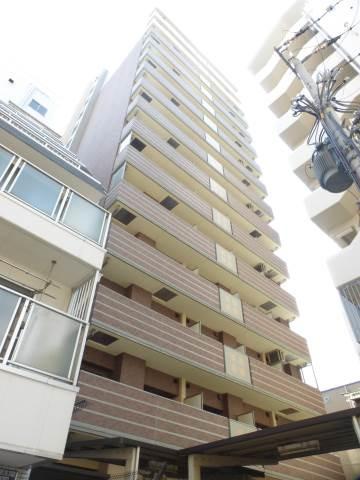 扇町 徒歩5分 12階 1K 賃貸マンション