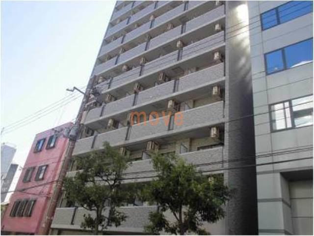 福島 徒歩3分 11階 1R 賃貸マンション