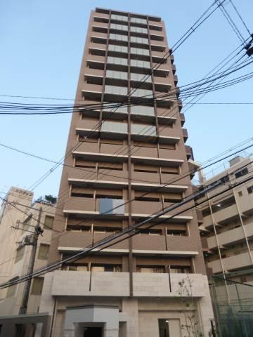 大阪ビジネスパーク 徒歩4分 9階 1R 賃貸マンション