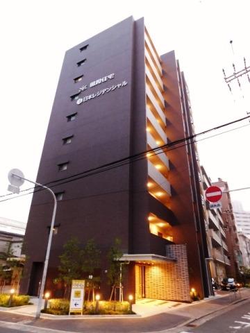 新大阪 徒歩7分 5階 1K 賃貸マンション