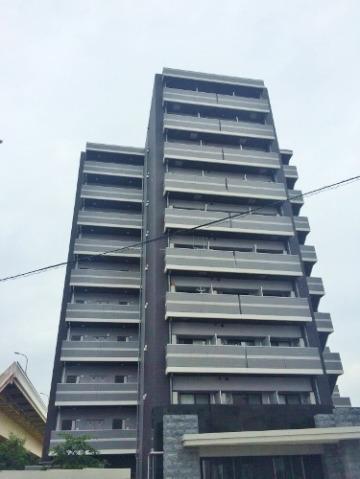 中津 徒歩9分 9階 1K 賃貸マンション