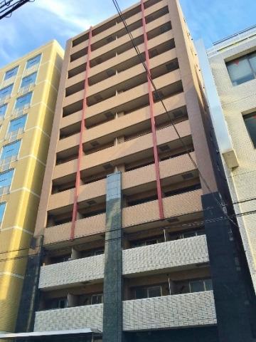 新大阪 徒歩9分 9階 1R 賃貸マンション
