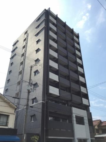 中津 徒歩7分 9階 1K 賃貸マンション