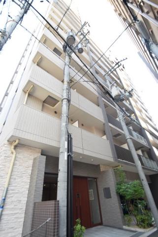 淀屋橋 徒歩10分 4階 1K 賃貸マンション