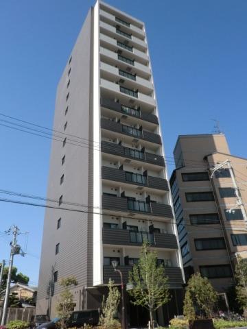 淡路 徒歩4分 7階 1K 賃貸マンション