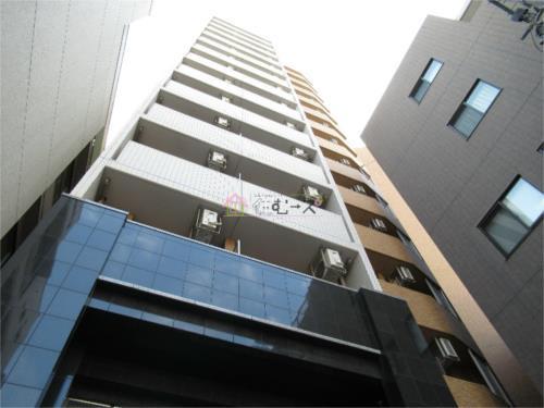 芦原橋 徒歩23分 10階 1K 賃貸マンション