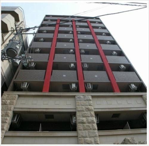 JR難波 徒歩17分 5階 1K 賃貸マンション