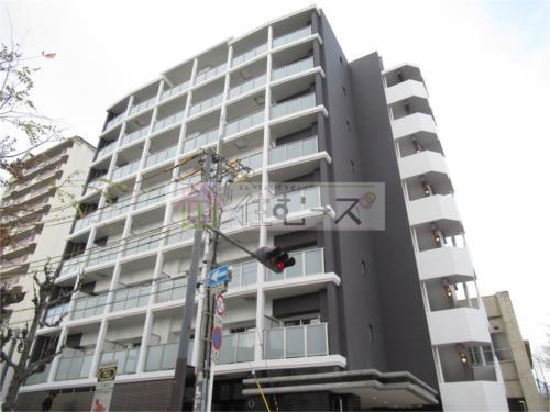 芦原橋 徒歩3分 2階 1K 賃貸マンション