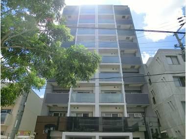 御幣島 徒歩14分 9階 1K 賃貸マンション