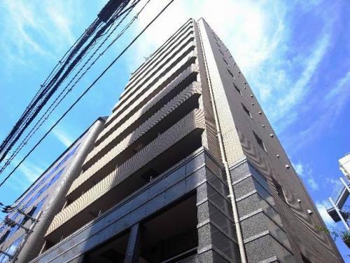 淀屋橋 徒歩14分 11階 1K 賃貸マンション