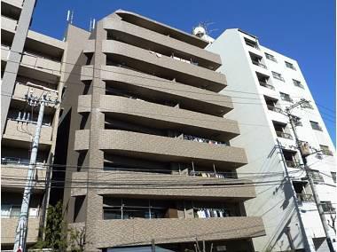 姫島 徒歩13分 4階 1K 賃貸マンション