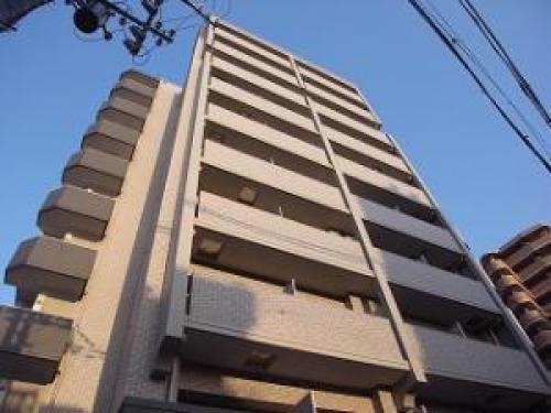 京橋 徒歩4分 9階 1K 賃貸マンション