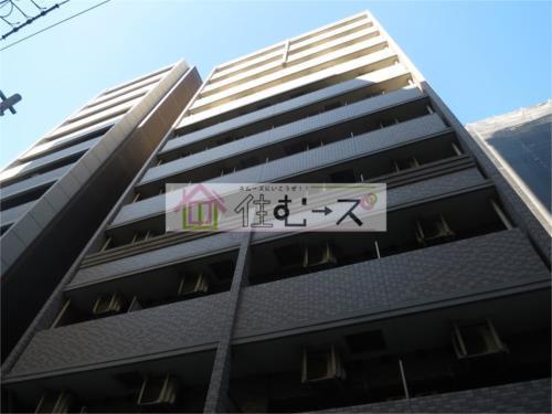 淀屋橋 徒歩14分 3階 1K 賃貸マンション