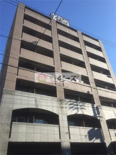 淀屋橋 徒歩16分 4階 1K 賃貸マンション