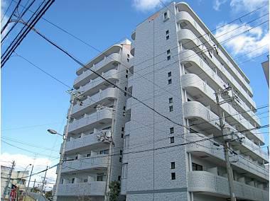 東淀川 徒歩8分 4階 1K 賃貸マンション