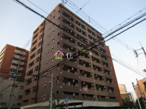 梅田 徒歩12分 9階 1K 賃貸マンション