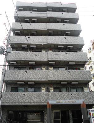 梅田 徒歩20分 6階 1K 賃貸マンション