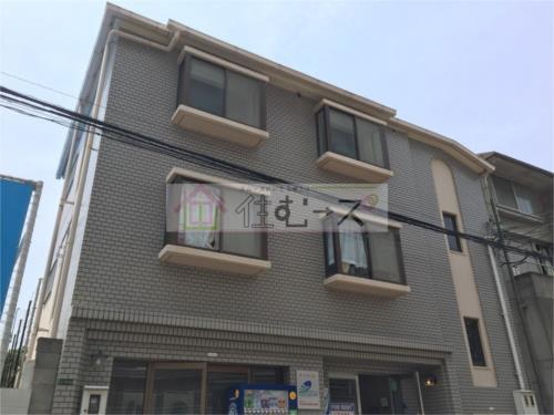 相川 徒歩4分 2階 1K 賃貸マンション
