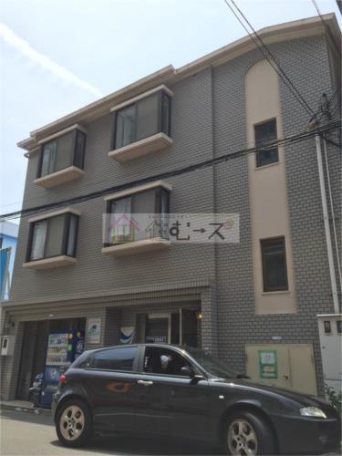 相川 徒歩4分 3階 1K 賃貸マンション