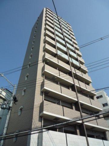 レジュールアッシュ大阪城北 賃貸マンション