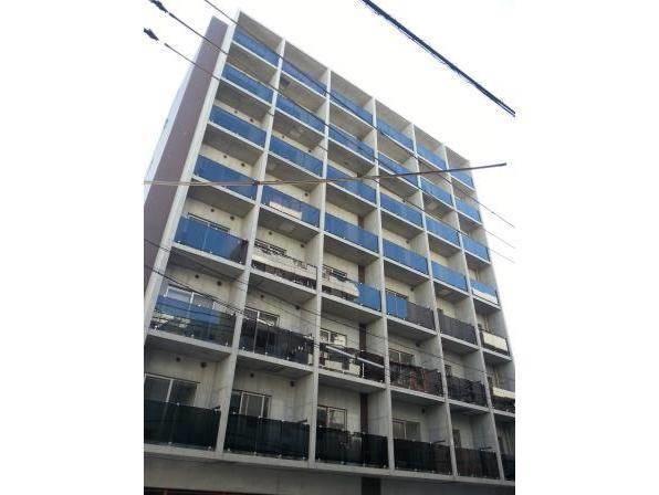 ドーム前千代崎 徒歩15分 8階 1K 賃貸マンション
