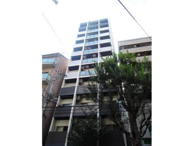 北浜 徒歩10分 3階 1K 賃貸マンション