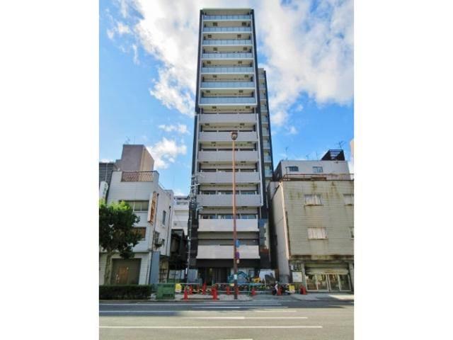 日本橋 徒歩10分 11階 1K 賃貸マンション