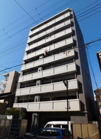 天王寺 徒歩15分 3階 1K 賃貸マンション