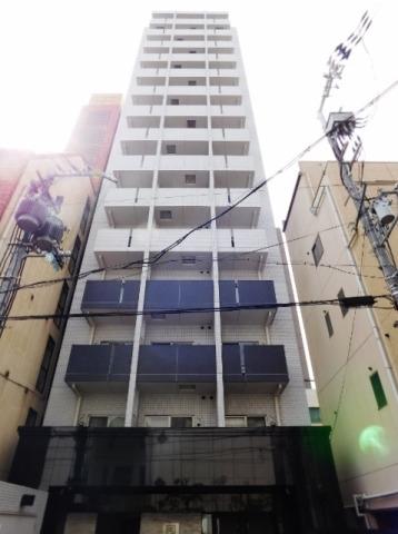四天王寺前夕陽ヶ丘 徒歩8分 8階 1K 賃貸マンション