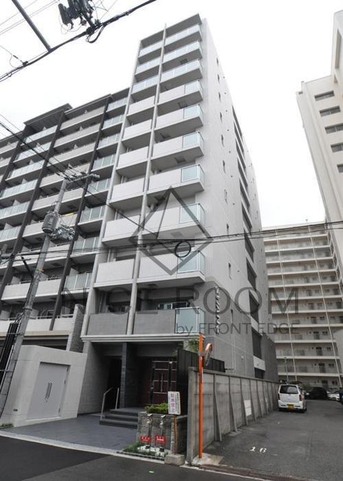 桜川 徒歩12分 5階 1K 賃貸マンション