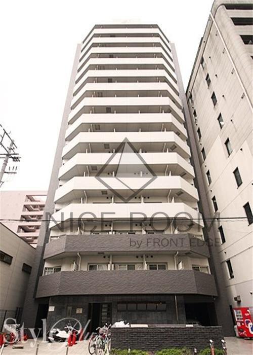 日本橋 徒歩8分 10階 1R 賃貸マンション