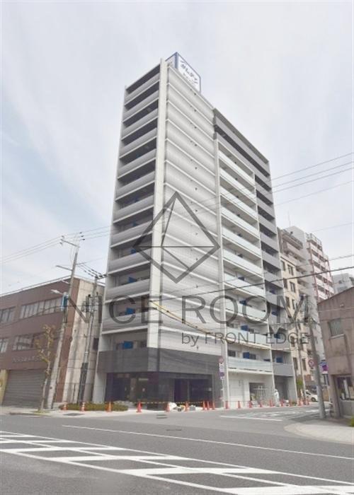 桜川 徒歩1分 5階 1K 賃貸マンション